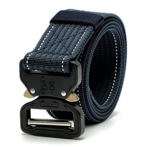 WEEKLY DEAL - Heavy Duty Nylon Tactical Belt