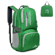 WEEKLY DEAL - 30L Backpack Hiking Daypack Lightweight Foldable Bag