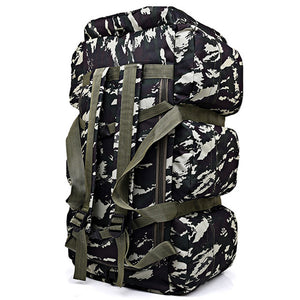 WEEKLY DEAL - 90L Large Capacity Military Duffel Bag