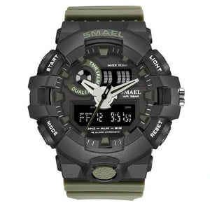 "WEEKLY DEAL - SMAEL ""PREDATOR"" Military Shock Watch"