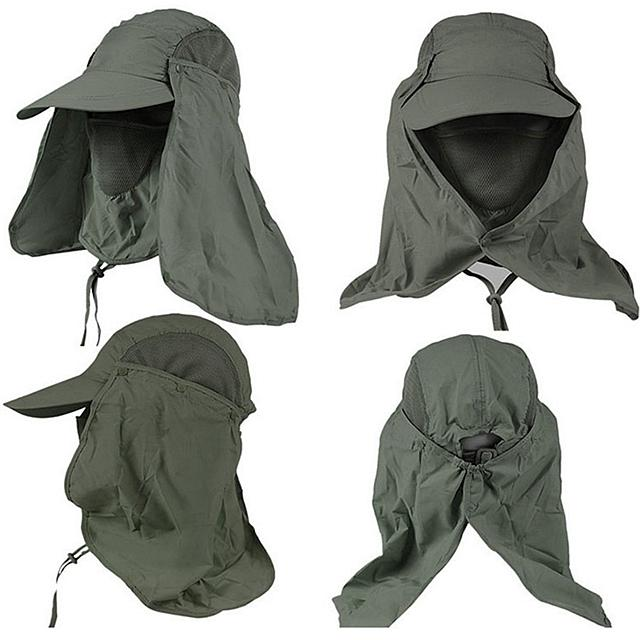 WEEKLY DEAL - Outdoor Anti-UV Hat Quick Dry Caps