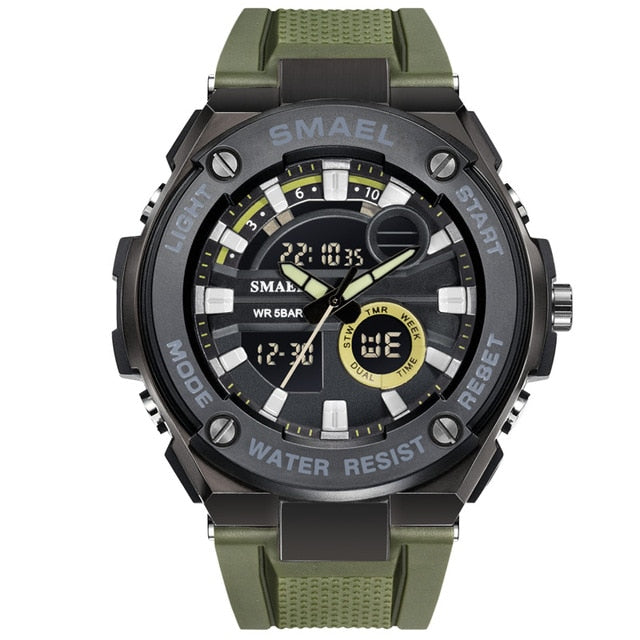 WEEKLY DEAL - SMAEL Grunt Military Watch
