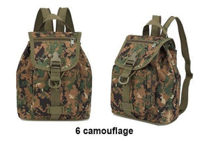 WEEKLY DEAL - 20L Waterproof Children Military Backpack