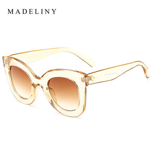 WEEKLY DEAL - MADELINY New Fashion Cat Eye Sunglasses