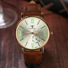WEEKLY DEAL - Yazole Watch Fashion Student Leisure Men Watches