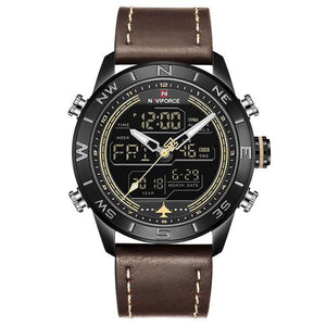 WEEKLY DEAL - NAVIFORCE 1954 Military Watch