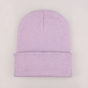 WEEKLY DEAL - Solid Knit Beanies