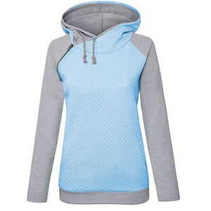 WEEKLY DEAL - Hoodies For Women Zipper decoration Long Sleeve Spring Autumn