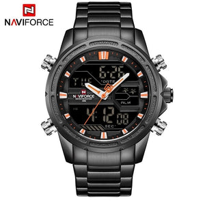 WEEKLY DEAL - NAVIFORCE Diver II Military Watch