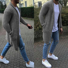 WEEKLY DEAL - Cardigan Sweater Men Extra Long