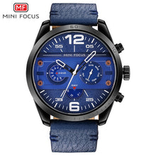 2018 Chronograph Men's Casual Sport Quartz Watch