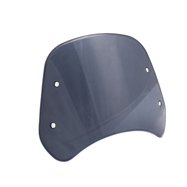 WEEKLY DEAL - Motorcycle Windshield Wind Deflector