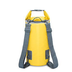 WEEKLY DEAL - 15L 20L Outdoor River Trekking Bag Double Shoulder Strap Swimming Waterproof Bags