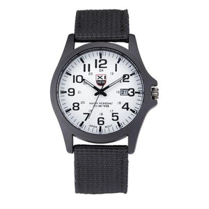 "WEEKLY DEAL - XINEW ""Minimalist"" Canvas Military Watch"