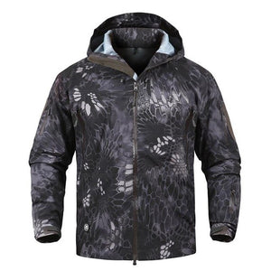 WEEKLY DEAL - Military Tactical Waterproof CT-99 Soft Shell Jacket