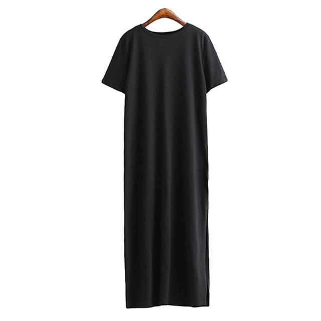 WEEKLY DEAL - Maxi Shirt Dress