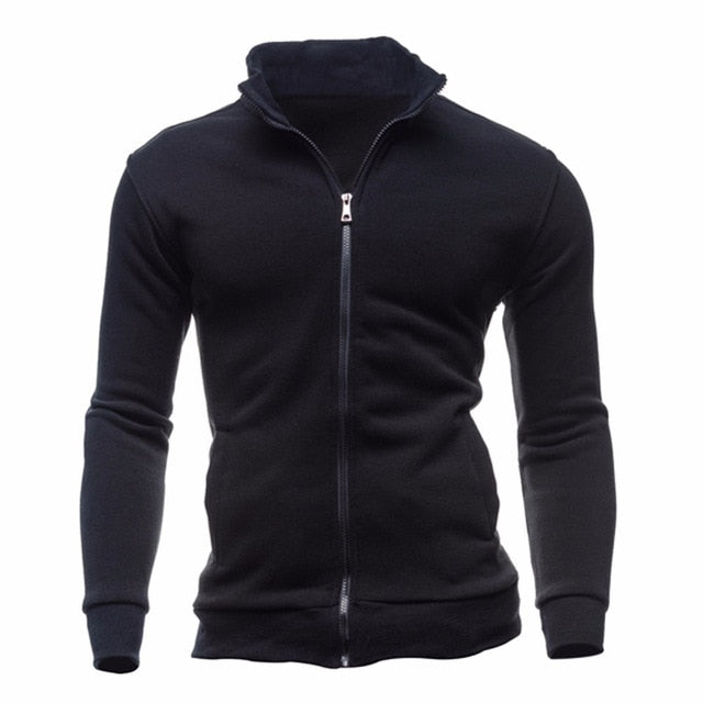 WEEKLY DEAL - COMMUTER Iron Zip Sweater