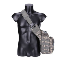 WEEKLY DEAL - 600D Military Saddle Sling Bag