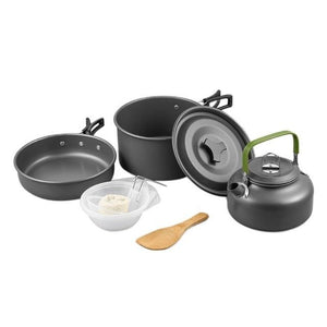 WEEKLY DEAL - 3pc Camping Cook Set