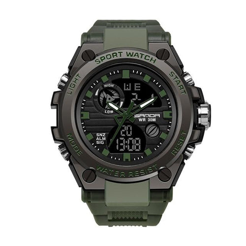 WEEKLY DEAL - SANDA Military Shock Watch