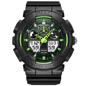 WEEKLY DEAL - SMAEL Alpha Military Watch