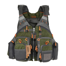 WEEKLY DEAL - Outdoor Sport Fishing Life Vest Men Breathable Swimming Life Jacket