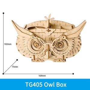 WEEKLY DEAL - DIY 3D Wooden Puzzle Toys