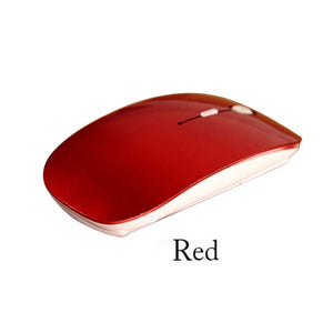 WEEKLY DEAL - Ultra Thin USB Optical Wireless Mouse 2.4G Receiver