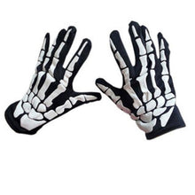 WEEKLY DEAL - 2018 Bone Halloween Gloves