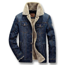 WEEKLY DEAL - Sherpa Denim Jacket