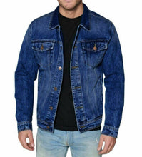WEEKLY DEAL - RED LABEL Premium Faded Denim Jacket