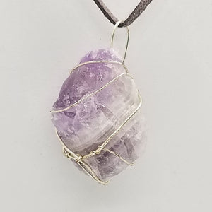 Amethyst - Wire Wrap