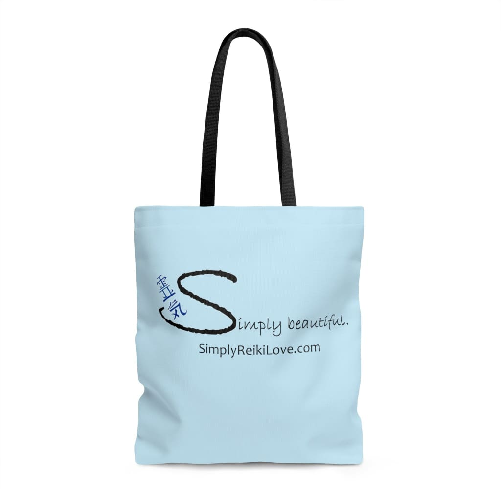 Simply Beautiful Handy Tote Bag - 13X13 In - Bags