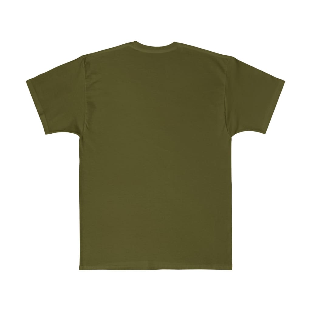Simply Peaceful. Comfy Tagless T-Shirt - T-Shirt