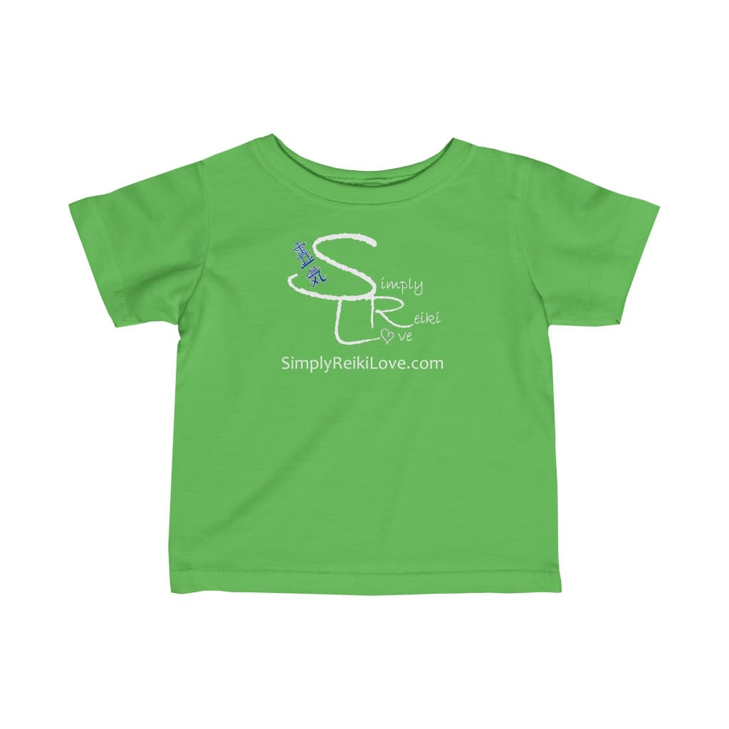 Srl Comfy Jersey Tee- Infant Size - Apple / 12-18M - Kids Clothes