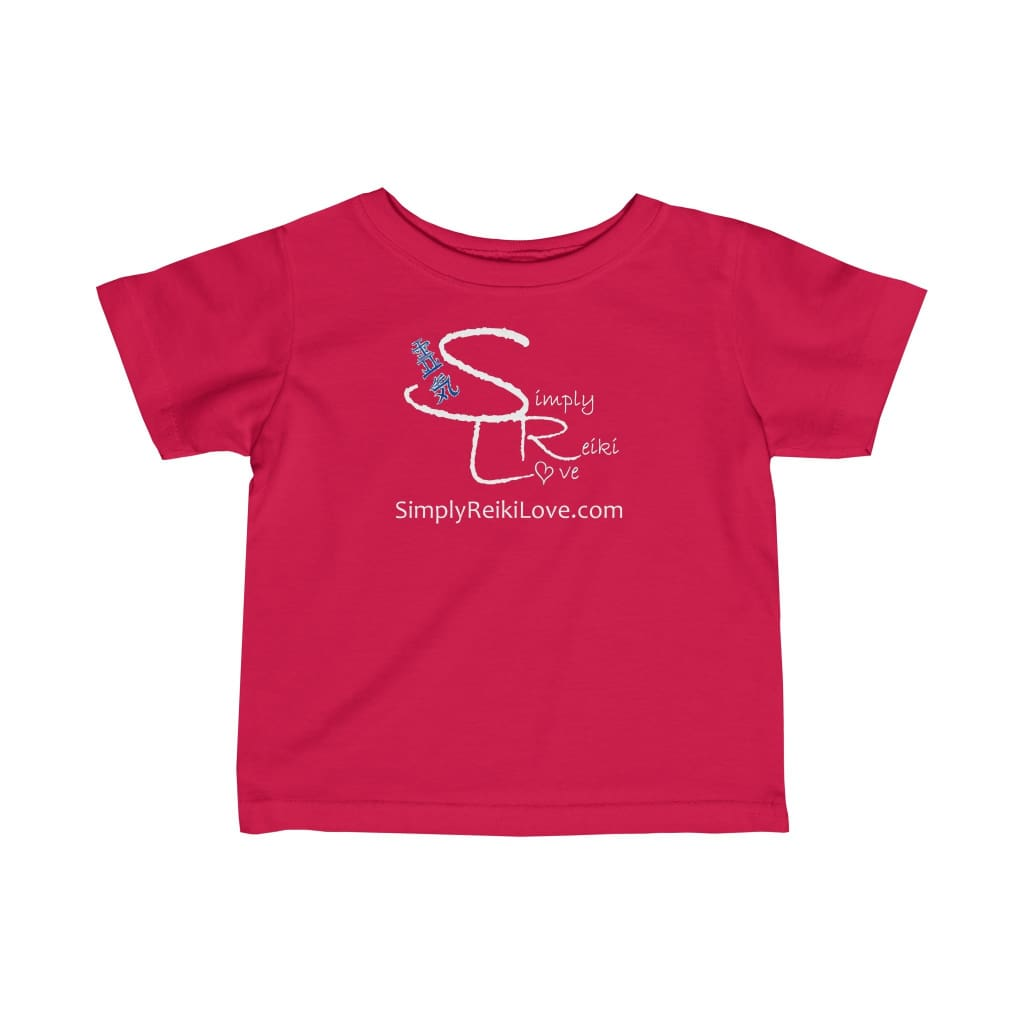 Srl Comfy Jersey Tee- Infant Size - Red / 12-18M - Kids Clothes