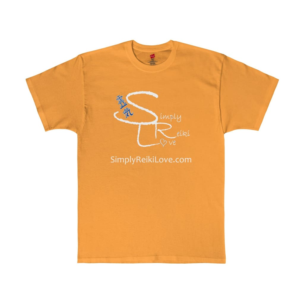 Srl Comfy Tagless Tee - Gold / S - T-Shirt