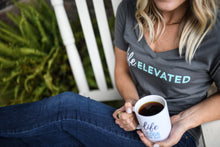 Women's Live Life. Elevated T-shirt