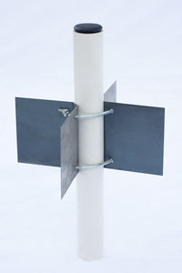 A photo of the Ground Socket Assembly fits all models of Sunshine Clotheslines.