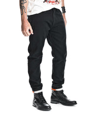 Saint Unbreakable 6 - Jeans Black - Krank Motostudio