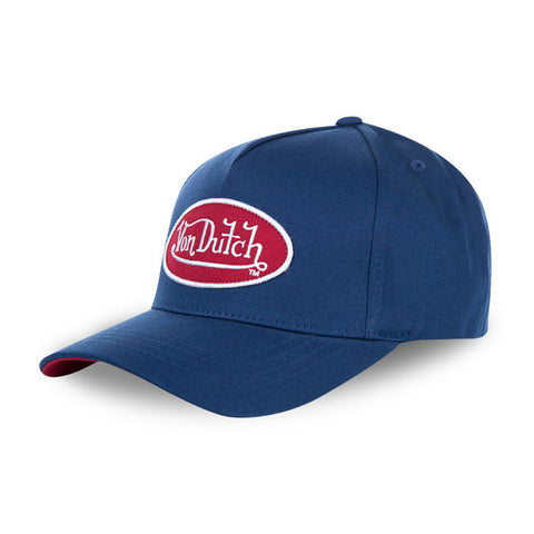 Von Dutch baseball cap Aaron dark blue