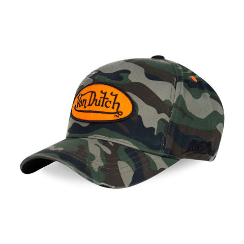 Von Dutch baseball cap Camo