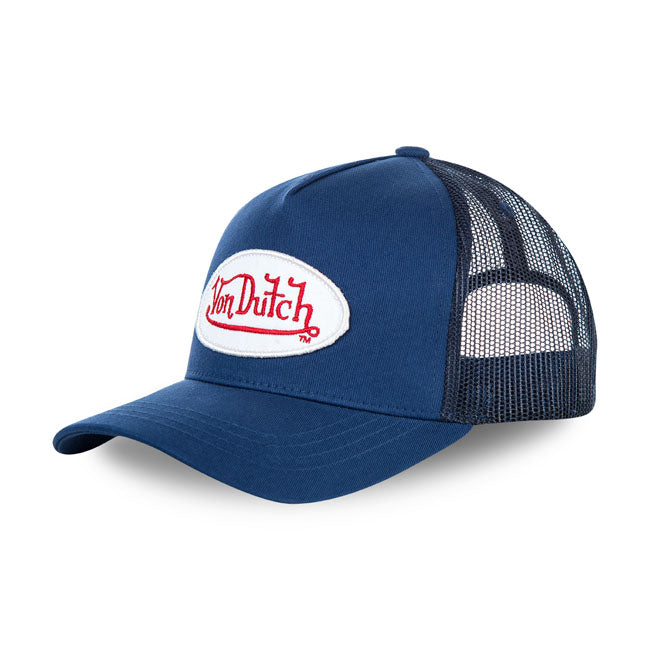 Von Dutch baseball cap blue