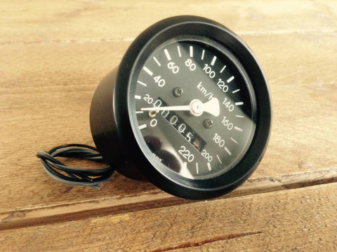BMW Speedometer 48mm - Krank Motostudio