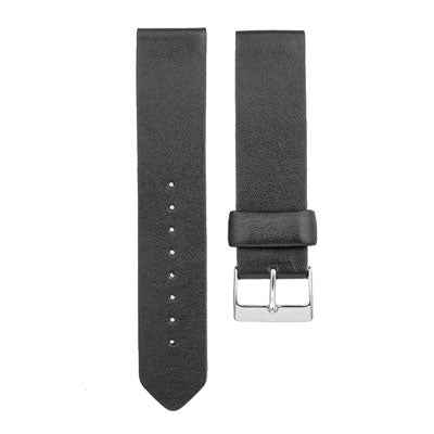 Watch Strap, Silver/Black
