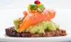 Smoked Salmon & Avocado Crostini