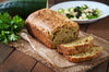 Whole Wheat Cobrancosa Zucchini Bread