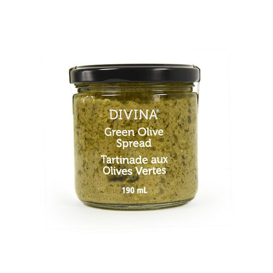 Green Olive Spread - 190ml