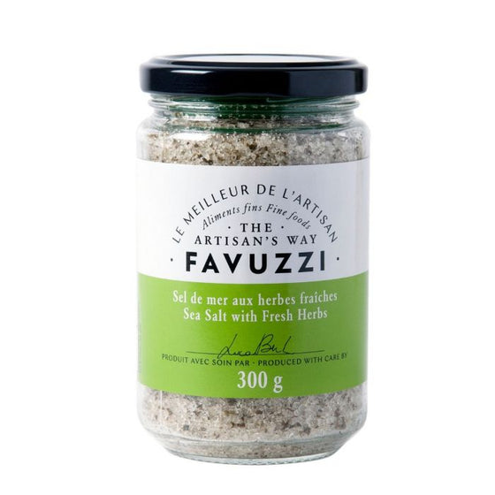 Herbal Sea Salt