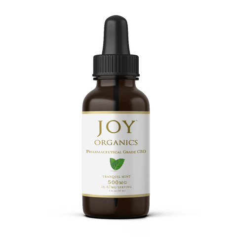 Joy Organics CBD 500 MG